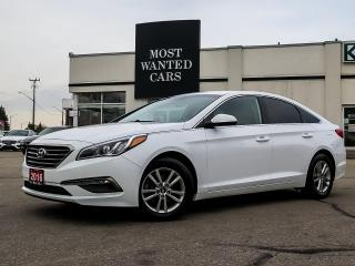 Used 2016 Hyundai Sonata GL|CAMERA|TOUCH... for sale in Kitchener, ON