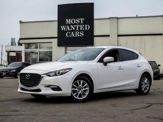 Used 2018 Mazda MAZDA3 Sport GS|BLIND|CAMERA|CAMERA|REMOTE START|ALLOYS for sale in Kitchener, ON