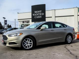Used 2016 Ford Fusion SE|BACK UP CAMERA|BLUETOOTH|MULTIFUNCTION STEERING WHEEL|NO ACCIDENTS for sale in Kitchener, ON