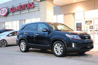 Used 2015 Kia Sorento EX V6 HEATED SEATS | BLUETOOTH | AWD for sale in Cobourg, ON