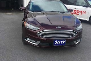 Used 2017 Ford Fusion SE for sale in Morrisburg, ON