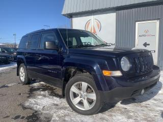 Used 2014 Jeep Patriot ***4X4,NORTH,BAS KILO,A/C,AUBAINE*** for sale in Longueuil, QC