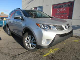 Used 2015 Toyota RAV4 LE MAGS A/C GR.ÉLEC A/C CRUISE BAS KILO for sale in St-Jérôme, QC