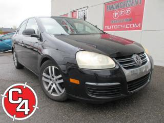 Used 2006 Volkswagen Jetta AUTOMATIQUE 2.5L MAGS TOIT A/C for sale in St-Jérôme, QC