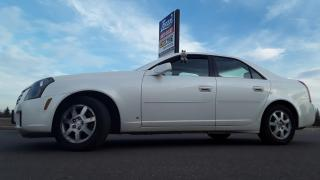 Used 2006 Cadillac CTS Luxury for sale in Brandon, MB