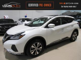 Used 2019 Nissan Murano SV| AWD| PANORAMIC ROOF| NAVIGATION for sale in Vaughan, ON