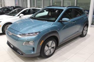 Used 2020 Hyundai KONA Electric Ultimate TA for sale in St-Constant, QC