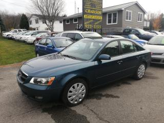 Used 2006 Hyundai Sonata GL for sale in Mallorytown, ON