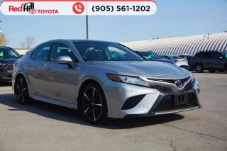 Used 2018 Toyota Camry XSE V6 for sale in Hamilton, ON