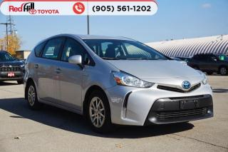Used 2018 Toyota Prius V for sale in Hamilton, ON