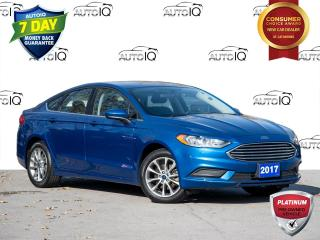 Used 2017 Ford Fusion SE CLEAN CARFAX | LOW KM'S for sale in St Catharines, ON