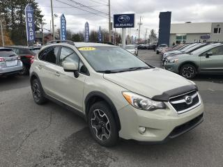 Used 2014 Subaru XV Crosstrek 2.0i 5 portes TVC avec groupe sport for sale in Victoriaville, QC