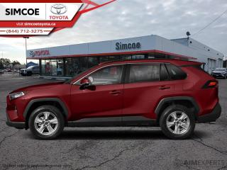 New 2021 Toyota RAV4 XLE AWD  - $270 B/W for sale in Simcoe, ON