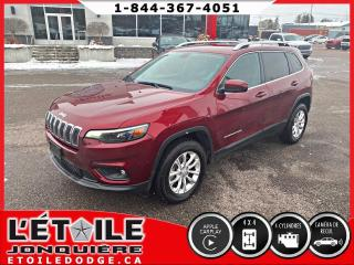 Used 2019 Jeep Cherokee NORTH 4X4 for sale in Jonquière, QC