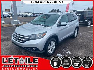 Used 2013 Honda CR-V Traction intégrale 5 portes EX for sale in Jonquière, QC