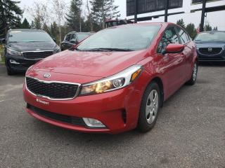 Used 2017 Kia Forte *LX*CAMÉRA*BLUETOOTH*A/C* for sale in Québec, QC