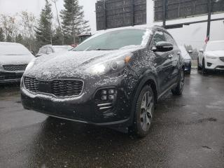Used 2017 Kia Sportage *SX TURBO*NAVIGATION*CUIR BRUN* for sale in Québec, QC