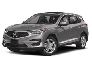 New 2021 Acura RDX Platinum Élite for sale in Burlington, ON