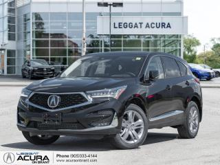 New 2021 Acura RDX Platinum Elite TOP OF THE LINE|TOP SAFETY FEATURES|FULLY LOADED for sale in Burlington, ON
