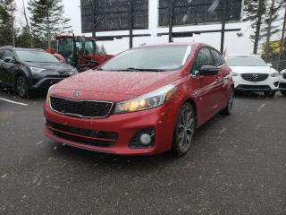 Used 2017 Kia Forte *SX TURBO*CUIR*NAVIGATION*A/C* for sale in Québec, QC