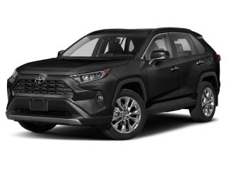 New 2021 Toyota RAV4 LIMITED  for sale in Stouffville, ON
