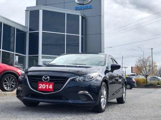 Used 2014 Mazda MAZDA3 GS AUTO for sale in Ottawa, ON