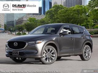 New 2021 Mazda CX-5 Signature for sale in Ottawa, ON