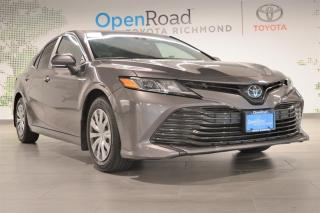Used 2018 Toyota Camry 4-Door Sedan L 8A for sale in Richmond, BC