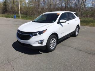 New 2021 Chevrolet Equinox LT for sale in Amherst, NS