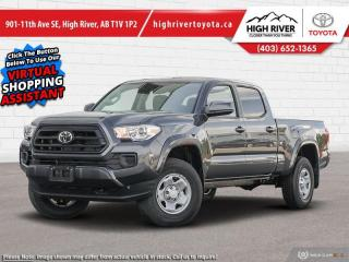New 2021 Toyota Tacoma SR for sale in High River, AB