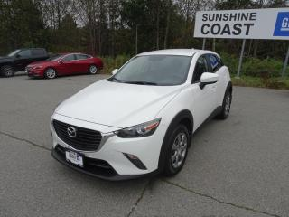 Used 2016 Mazda CX-3 GX for sale in Sechelt, BC