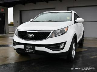 Used 2014 Kia Sportage 2.4L LX FWD at for sale in Richmond, BC