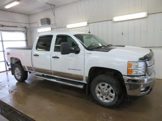 Used 2014 Chevrolet Silverado 2500 HD LT Remote Start, Bluetooth, H.D. Trailering Equipment for sale in Killarney, MB
