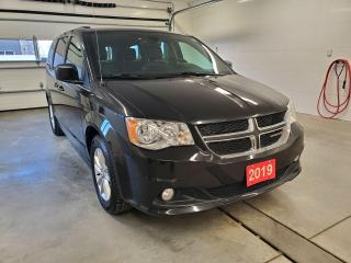 Used 2019 Dodge Grand Caravan SXT Premium Plus for sale in Owen Sound, ON