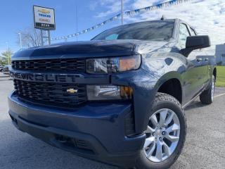 New 2021 Chevrolet Silverado 1500 Silverado Custom for sale in Carleton Place, ON