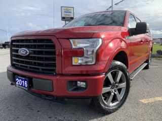 Used 2016 Ford F-150 for sale in Carleton Place, ON