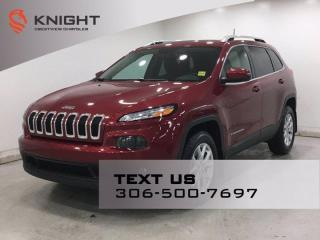 Used 2017 Jeep Cherokee North 4x4 V6 | Sunroof | Navigation | for sale in Regina, SK