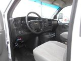 2012 Chevrolet Express 3500 14Ft Aluminium Cube Van Loaded ONLY 109,000Km
