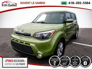 Used 2016 Kia Soul EX* A/C* SIEGES CHAUFFANTS* BLUETOOTH* for sale in Québec, QC
