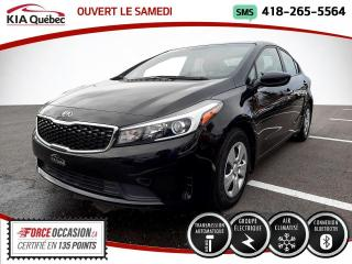 Used 2018 Kia Forte LX* AUTOMATIQUE* A/C* BLUETOOTH* for sale in Québec, QC