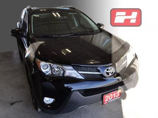 Used 2013 Toyota RAV4 XLE Sunroof | Keyless Entry | Rear Vision Camera for sale in Stratford, ON