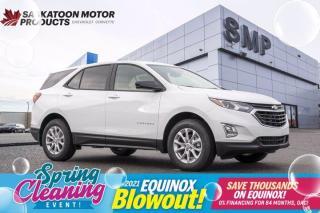 New 2021 Chevrolet Equinox LS for sale in Saskatoon, SK