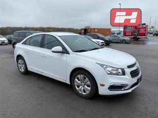 Used 2016 Chevrolet Cruze Limited 1LT Remote Start | Wi-Fi Equipped for sale in Stratford, ON