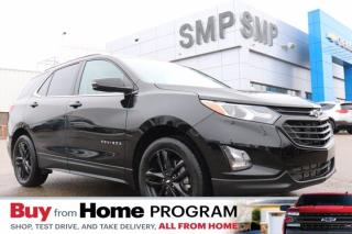 Used 2020 Chevrolet Equinox LT AWD- Midnight Edition, 2.0L, Leather, S.Roof, Nav, 10,000 KM for sale in Saskatoon, SK