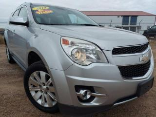 Used 2010 Chevrolet Equinox LTZ**AS TRADED SPECIAL** for sale in North Battleford, SK