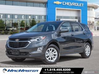 New 2021 Chevrolet Equinox LT CONVENIENCE PKG | TURBO | AWD | BLUETOTH | KEYLESS ENTRY | REAR VIEW CAMERA for sale in London, ON