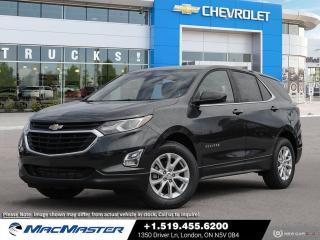 New 2021 Chevrolet Equinox LT TURBO | SPORT EDITION | FWD | HEATED SEATS | BLUETOOTH | REAR VIEW CAMERA for sale in London, ON