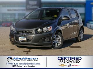 Used 2016 Chevrolet Sonic LT Auto for sale in London, ON