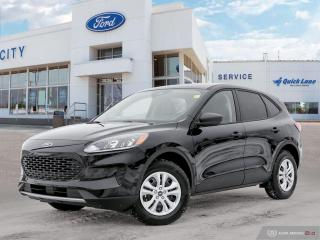 New 2020 Ford Escape S for sale in Winnipeg, MB