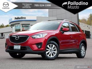 Used 2015 Mazda CX-5 GS for sale in Sudbury, ON